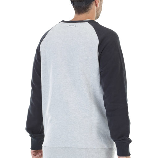 MSW178 LEON GREY B 510x510 - Sweat PICTURE Leon Grey melange