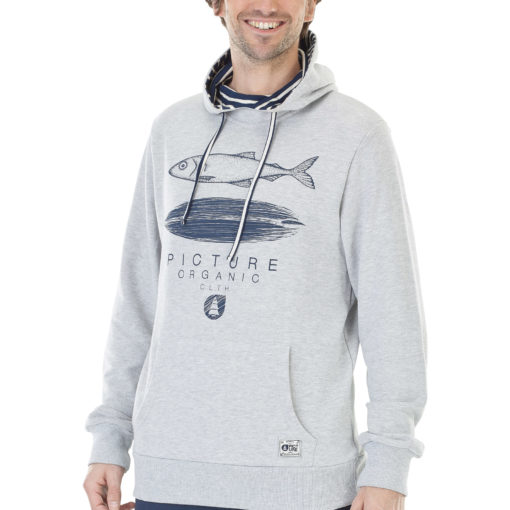 MSW179 NAZARE GREY F 510x510 - Sweat PICTURE Nazare Grey melange