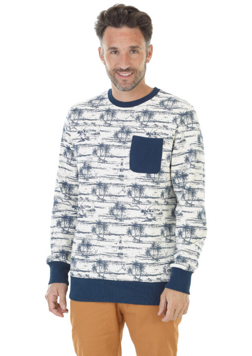 MSW180 OAKLAND OFWHI F 510x719 - Sweat PICTURE Oakland White