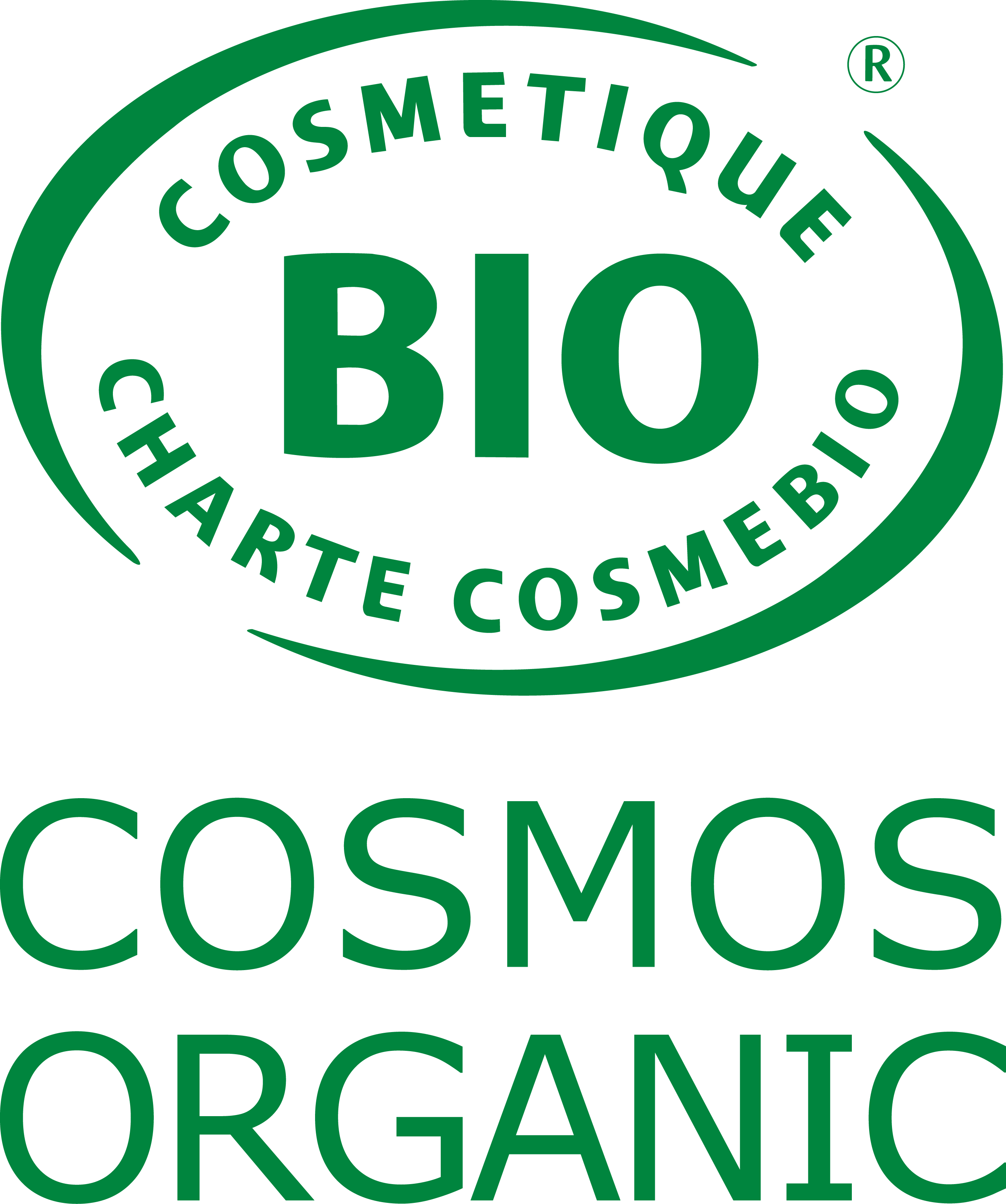 label cosmebio signature cosmos organic - Les Labels