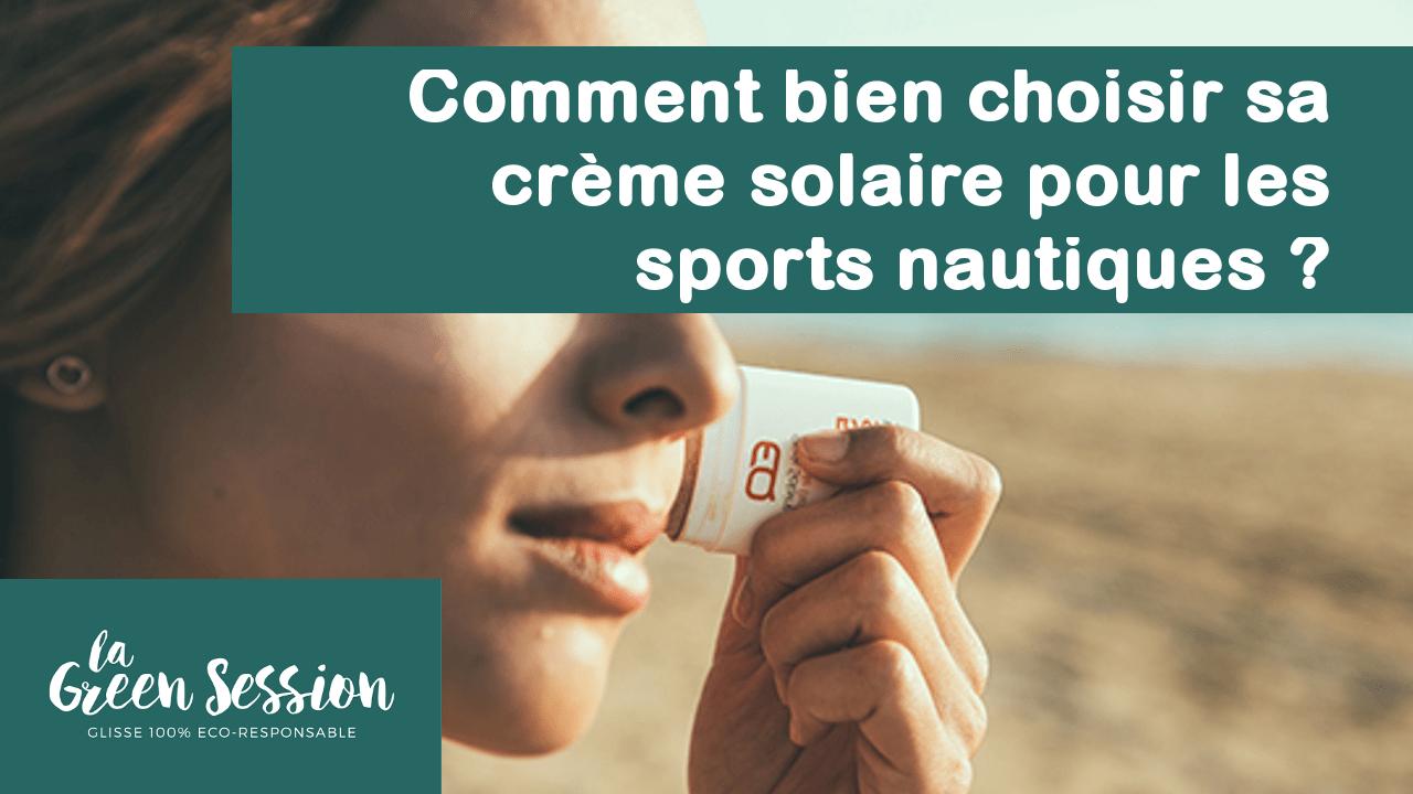 Comment choisir sa crème solaire BIO