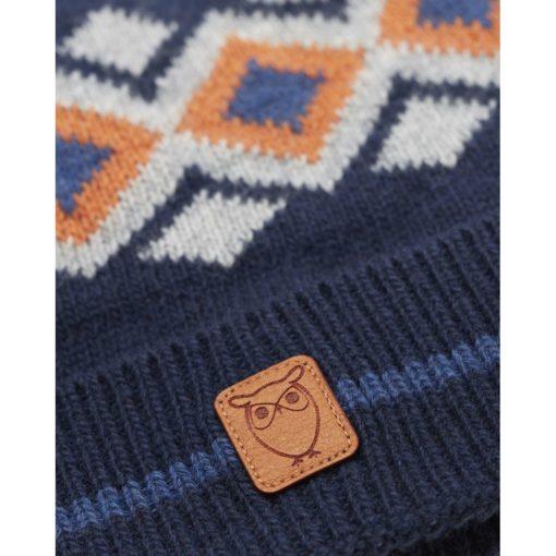 bonnet coton et laine biologiques