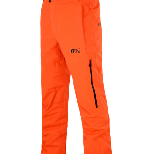 pantalon ski homme picture object orange