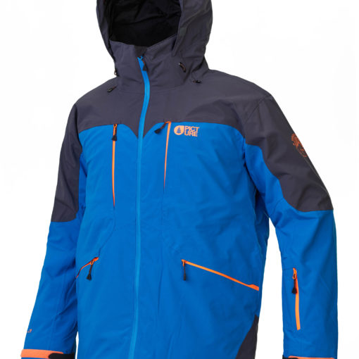 veste ski homme picture naikoon blue
