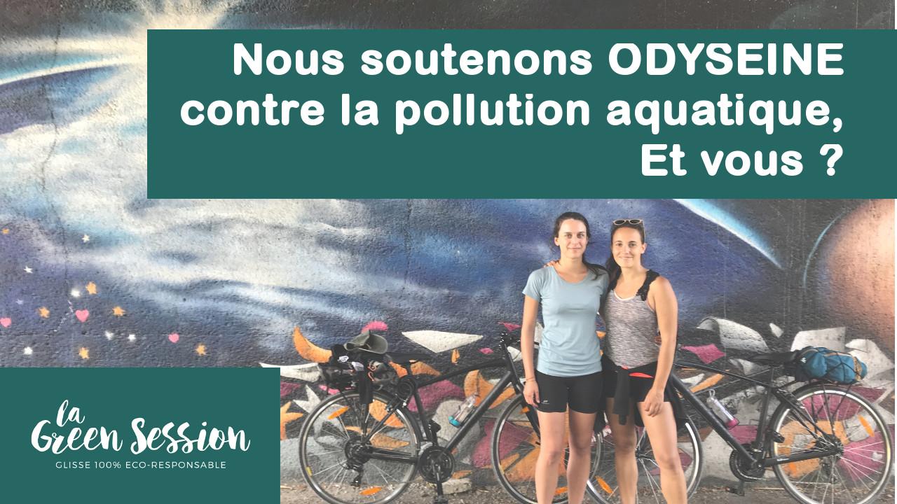 Odyseine lutte contre la pollution aquatique