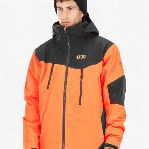 veste ski snow picture duncan éthique