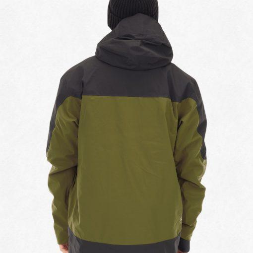 veste ski snow naikoon éthique