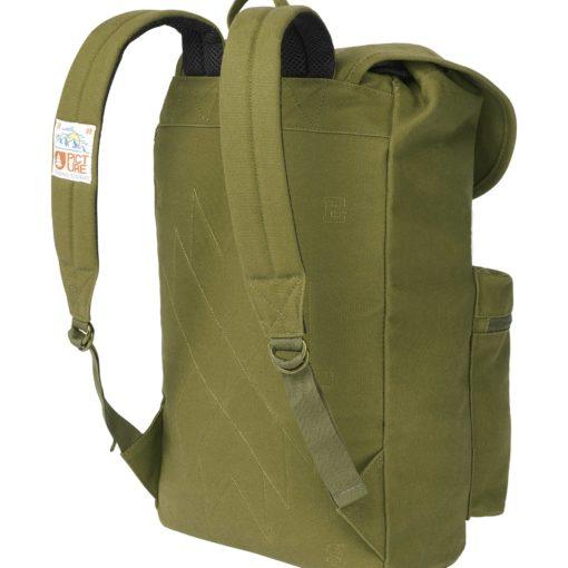 sac à dos écologique en coton recyclé