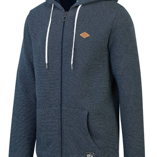 sweat à capuche zip picture homme
