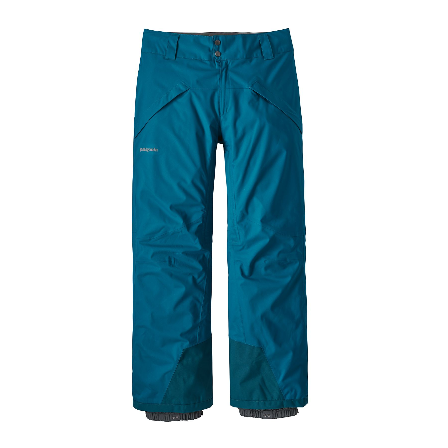 41071a6e078 Pantalon ski PATAGONIA M s Snowshot Big Sur Blue - La Green Session