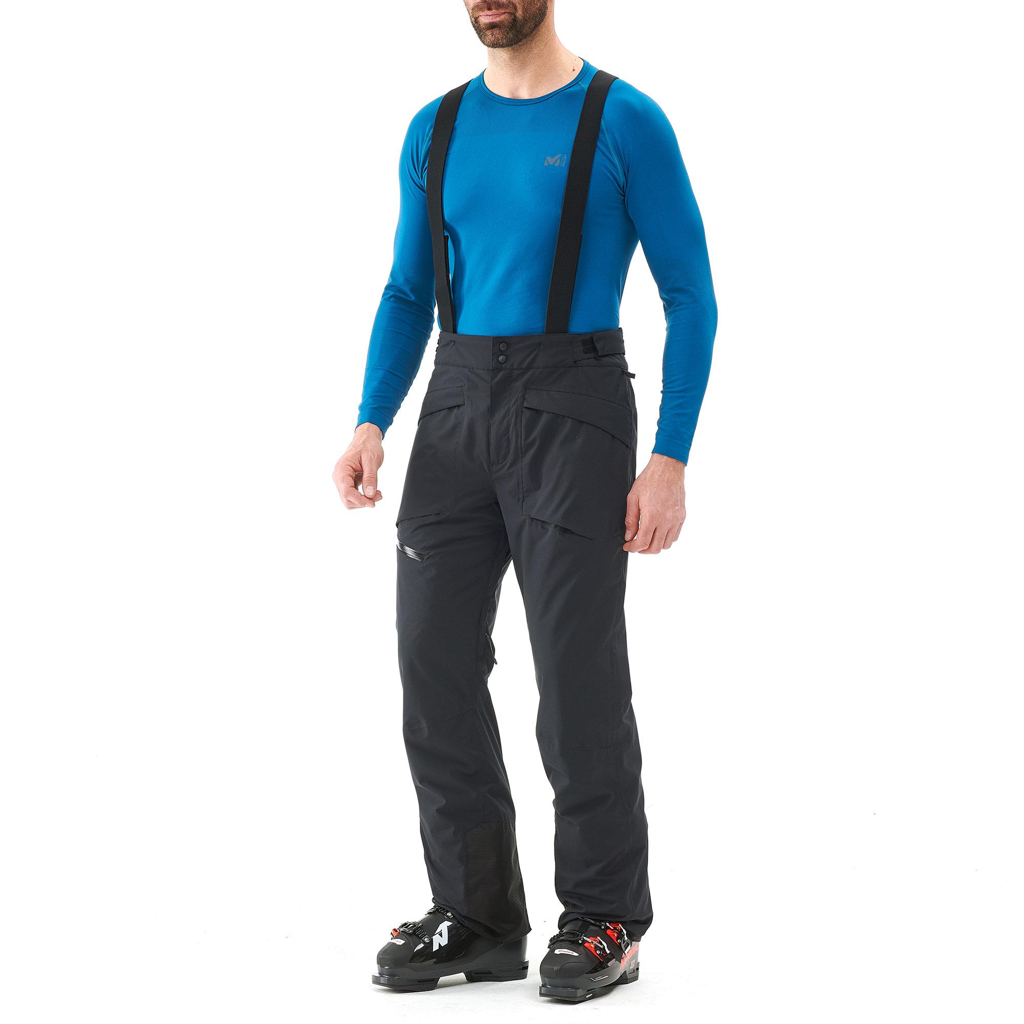 laver pantalon ski millet