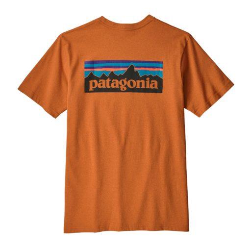 t shirt patagonia coton recyclé et polyester recyclé