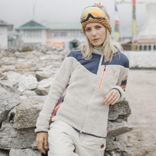 Vestes polaires femme