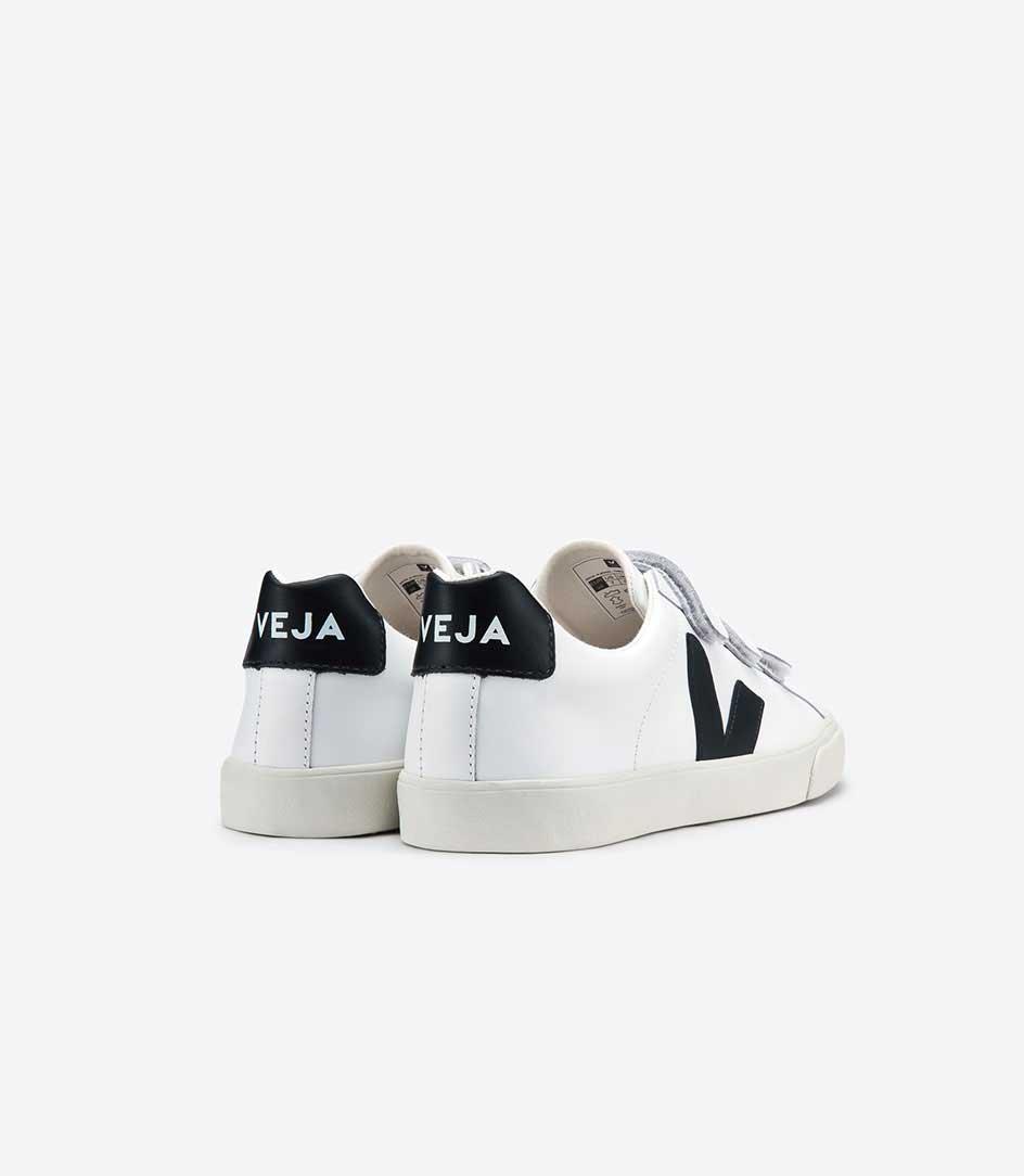 Chaussures VEJA ESPLAR 3-Lock Extra White Black - La Green Session