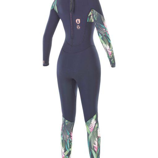 combinaison de surf pour femme chaude et écologique