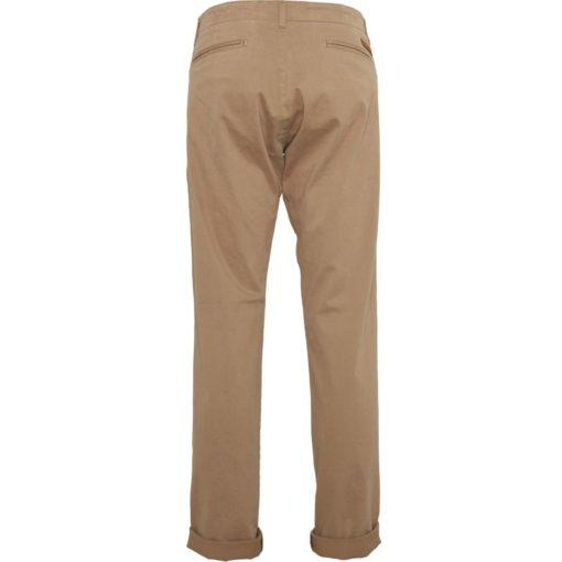 pantalon chino stretch coton bio