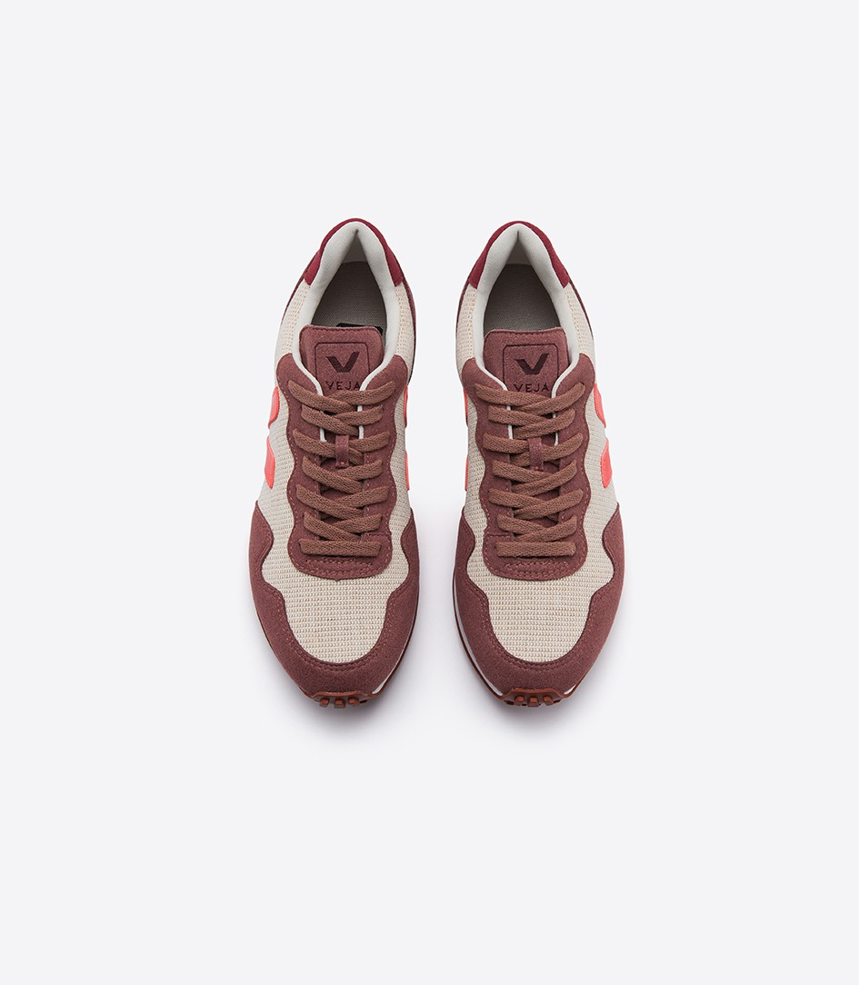 Chaussures VEJA SDU Rec Natural Orange