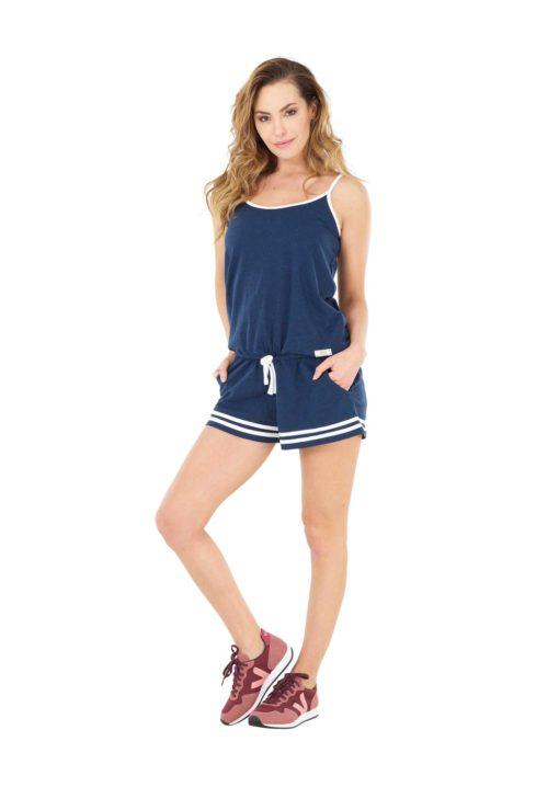 combishort bleu picture organic clothing