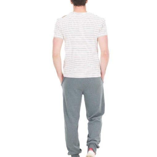 jogging homme gris foncé picture