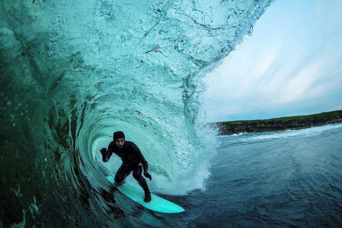 Combinaisons de surf patagonia yulex