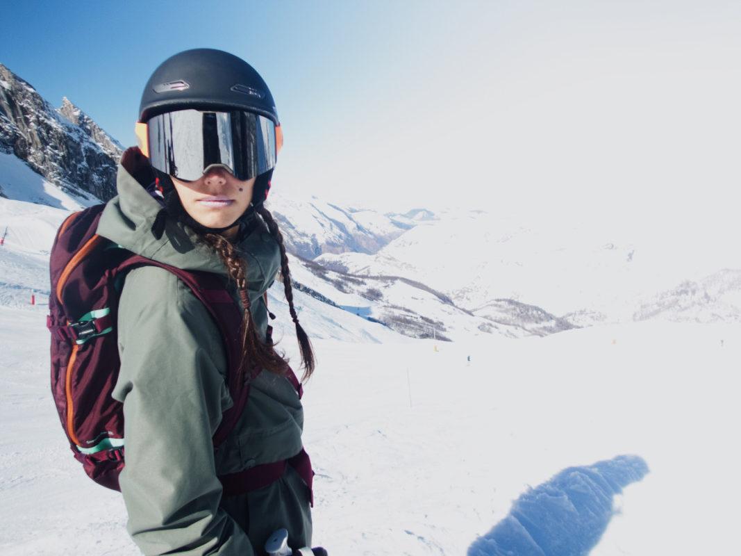 lolita brisson blog surf madame au ski