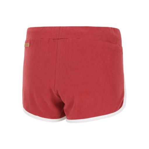 short pour femme rouge picture organic clothing