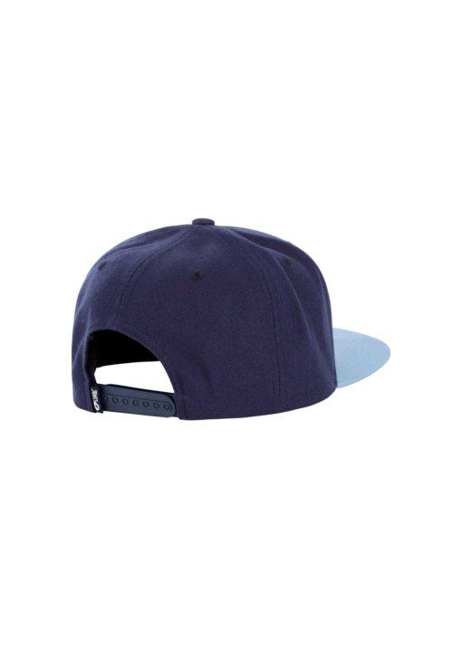 casquette coton bio picture bleu