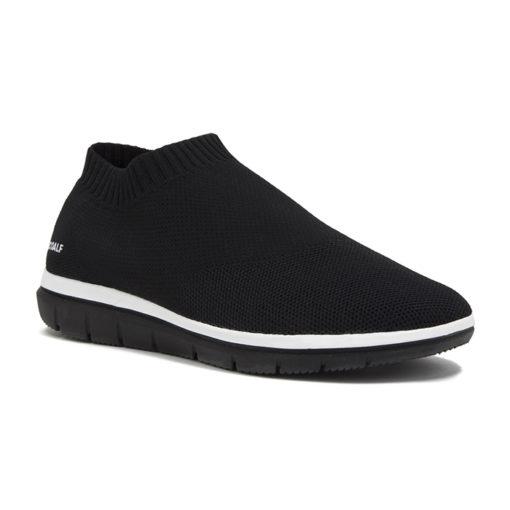 chaussures vegan noire ecoalf