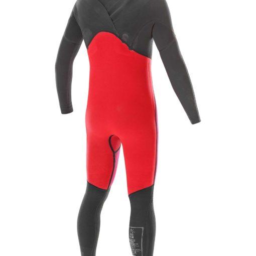 combinaison surf homme picture noir intérieur