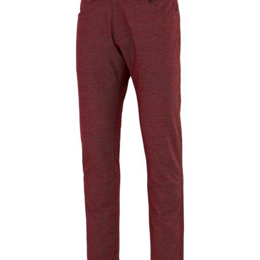 pantalon chino bordeaux homme picture