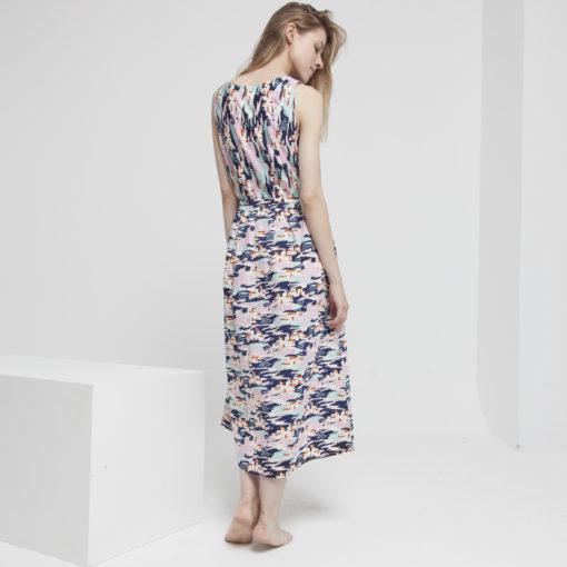 robe chemise longue pour femme
