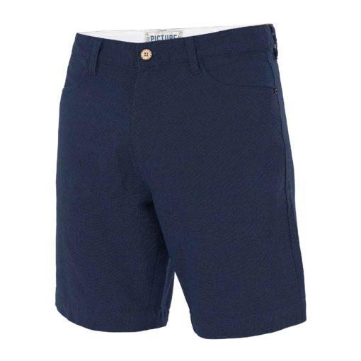 short homme bleu marine picture