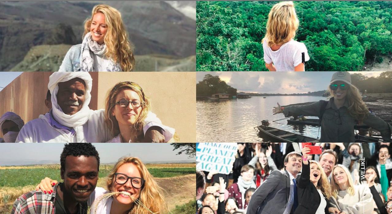 Capture d e cran 2018 10 15 a  17.45.45 1 - Rencontre avec Cyrielle Hariel, la journaliste au coeur Green.