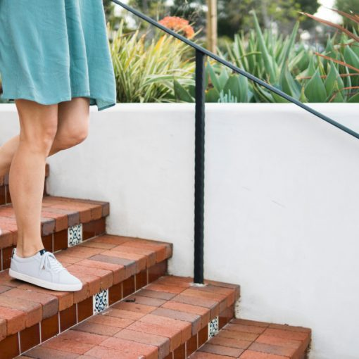 chaussures femme vegan et écologiques gris saola