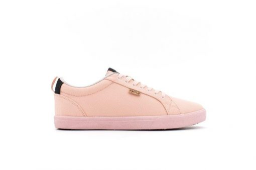 chaussures femme vegan et écologiques rose saola