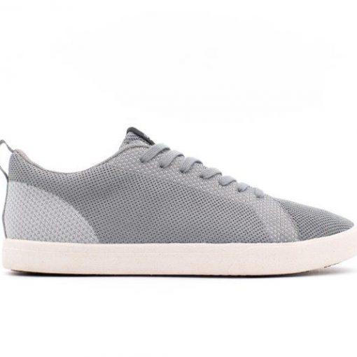 chaussures homme écologiques gris saola