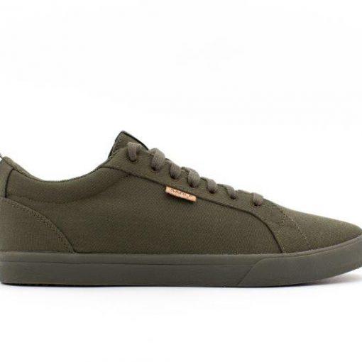 chaussures homme écologiques vert saola