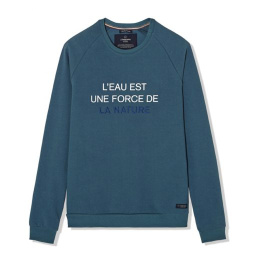 sweat homme coton bio la gentle factory