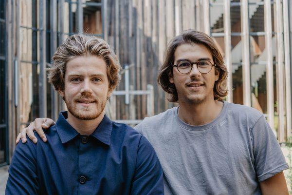 Mathieu Couacault et Clément Maulavé les 2 fondateurs de la marque Hopaal 600x400 - Rencontre avec Clément et Mathieu. Les fondateurs d'Hopaal tombent le masque.