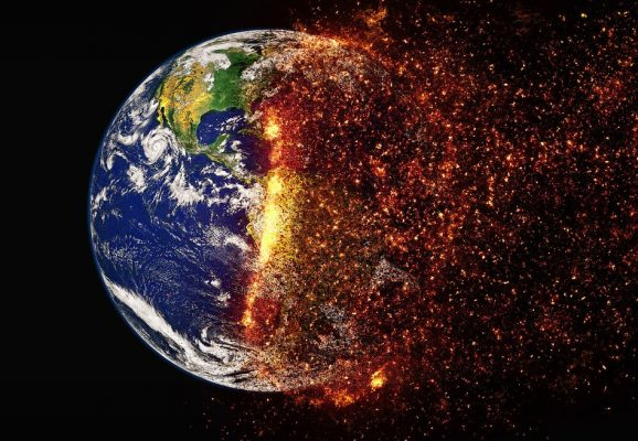 réflexion sur le dérèglement climatique