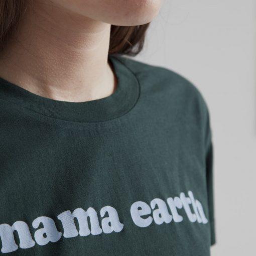tshirt femme en coton bio marque thinking mu