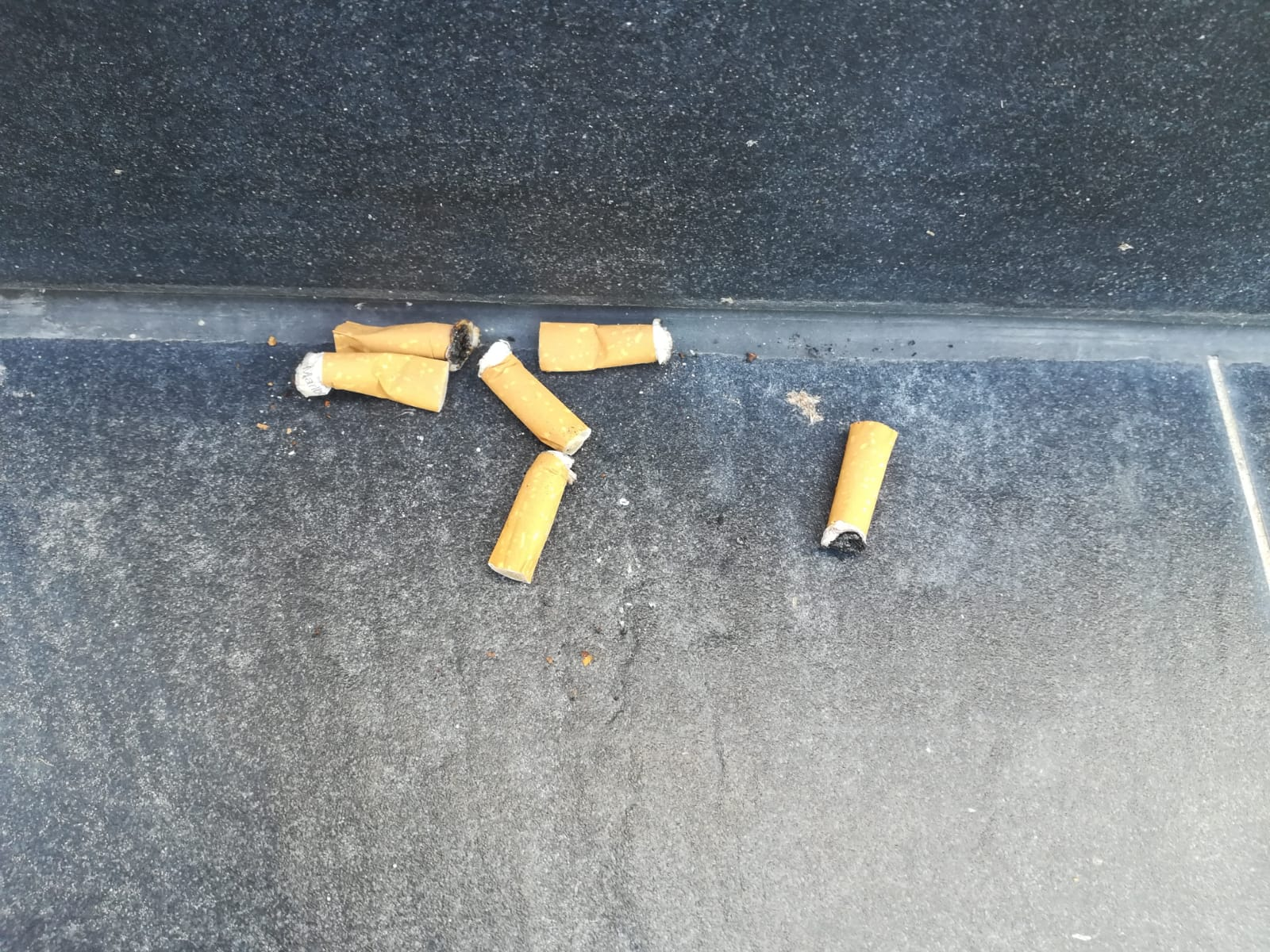 Cendrier de Poche Je Fais Toujours Un Tabac Noir