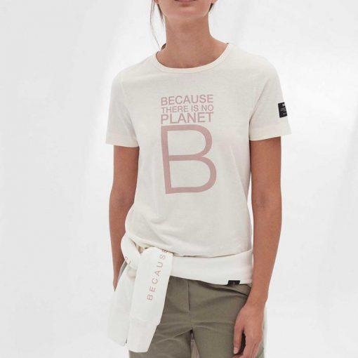 tshirt femme recyclé ecoalf