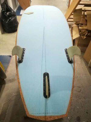 Ailerons planche de surf