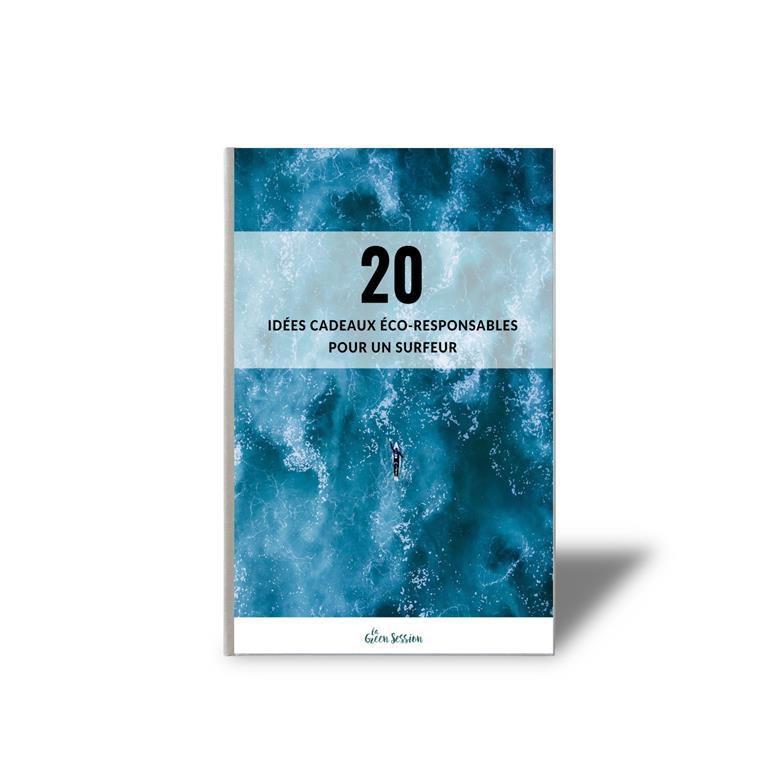 ebook 20 idées cadeaux pour un surfeur