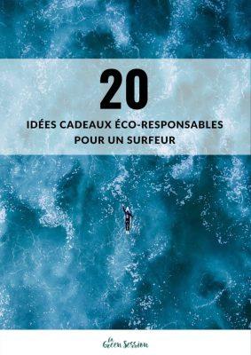 ebook idées cadeaux surf éco-responsables