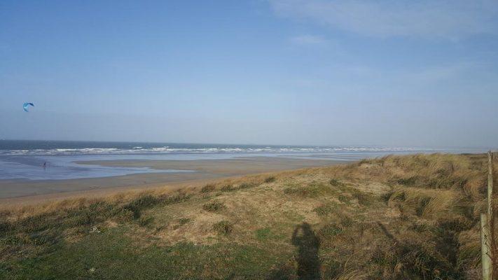 spot de kitesurf idyllique
