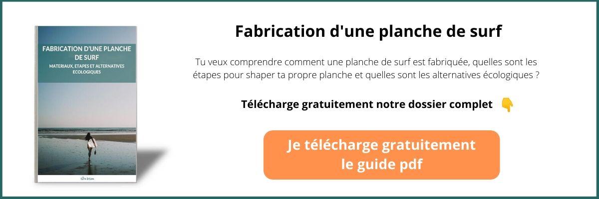 Bouton vers page téléchargement guide fabrication planche de surf