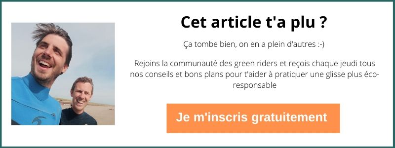 bouton inscription newsletter