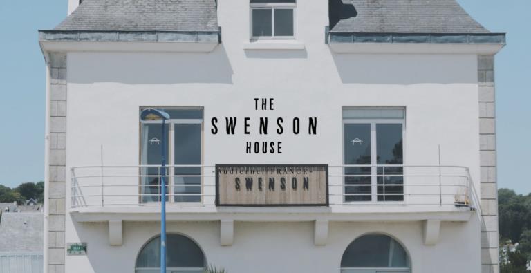 The swenson House à Audierne